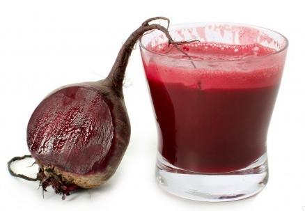 Свекольный сок от насморка