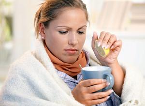 Как бороться с простудой домашними средствами