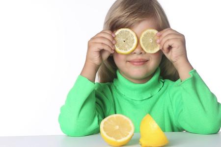 Лимон для лечении ангины у детей