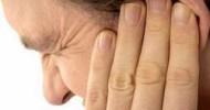 насморк закладывает уши
